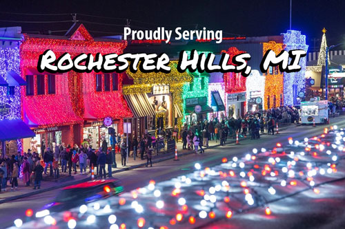 Rochester Hills Party Rentals