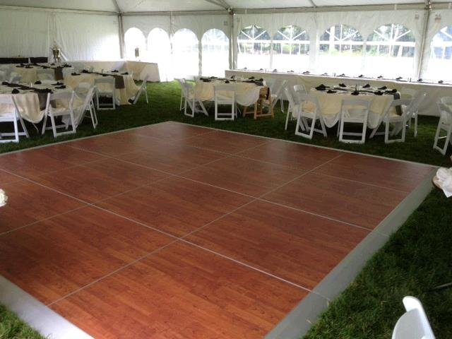 16 x 16 Dance Floor Rental