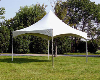 10' X 10' High Peak Frame Tent