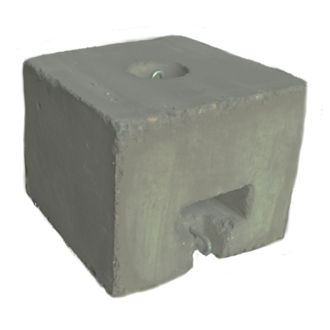 450lb Concrete Anchors-Blocks