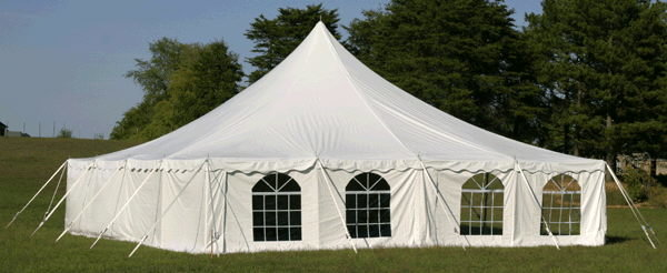 Tent Sidewall Window 20' Sections