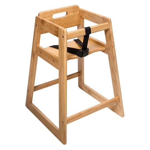 Stack-able high chairs