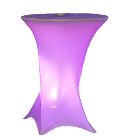 LED high top table