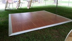 12ft x 12ft Dance floor