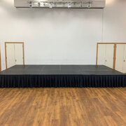 20ft X 20ft 400 sq ft stage with steps