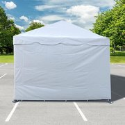 7ft Tent solid sidewall