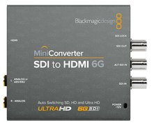 4k SDI to HDMI or HDMI to SDI converter