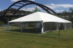 30ft X 30ft 900 sq ft frame tent