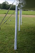 Side Tent Pole Covers