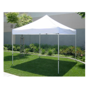 10' x 10' Commercial Strength Pop Up Tent Set up on any surface (Walls can be added, but are not included)
