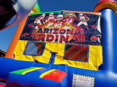 Bounce House - Arizona Cardinals