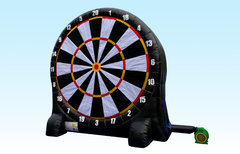 Inflatable Soccer Dart