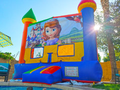 Bounce House - Sophia The First