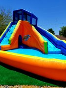 Toddler Spiral Water Slide