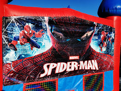 Spider Man Combo Bounce House