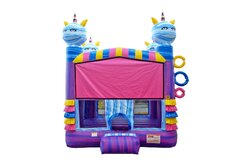 Unicorn Bounce House