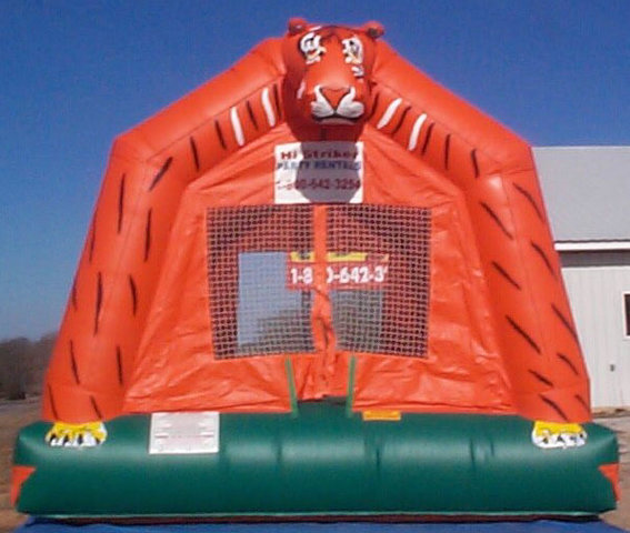 Tiger Bounce - Large