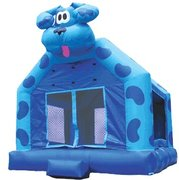 Blue Dog Bounce