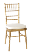Chiavari Gold Chair