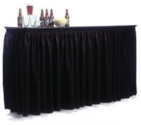 Black Skirted Bar