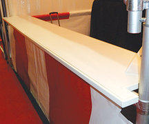 Concession Counter Tops