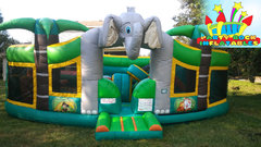 Deluxe Jungle Play Center
