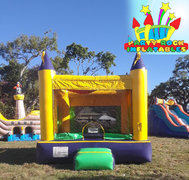 MardiGrass Bounce House