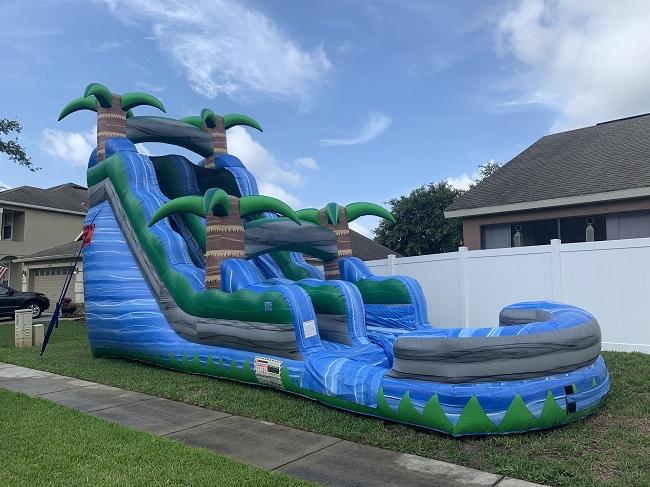 water slide rentals Orlando