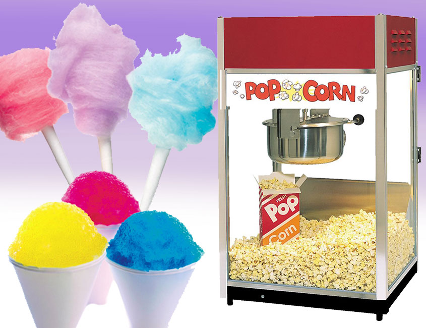 Concession Machine Rentals Orlando