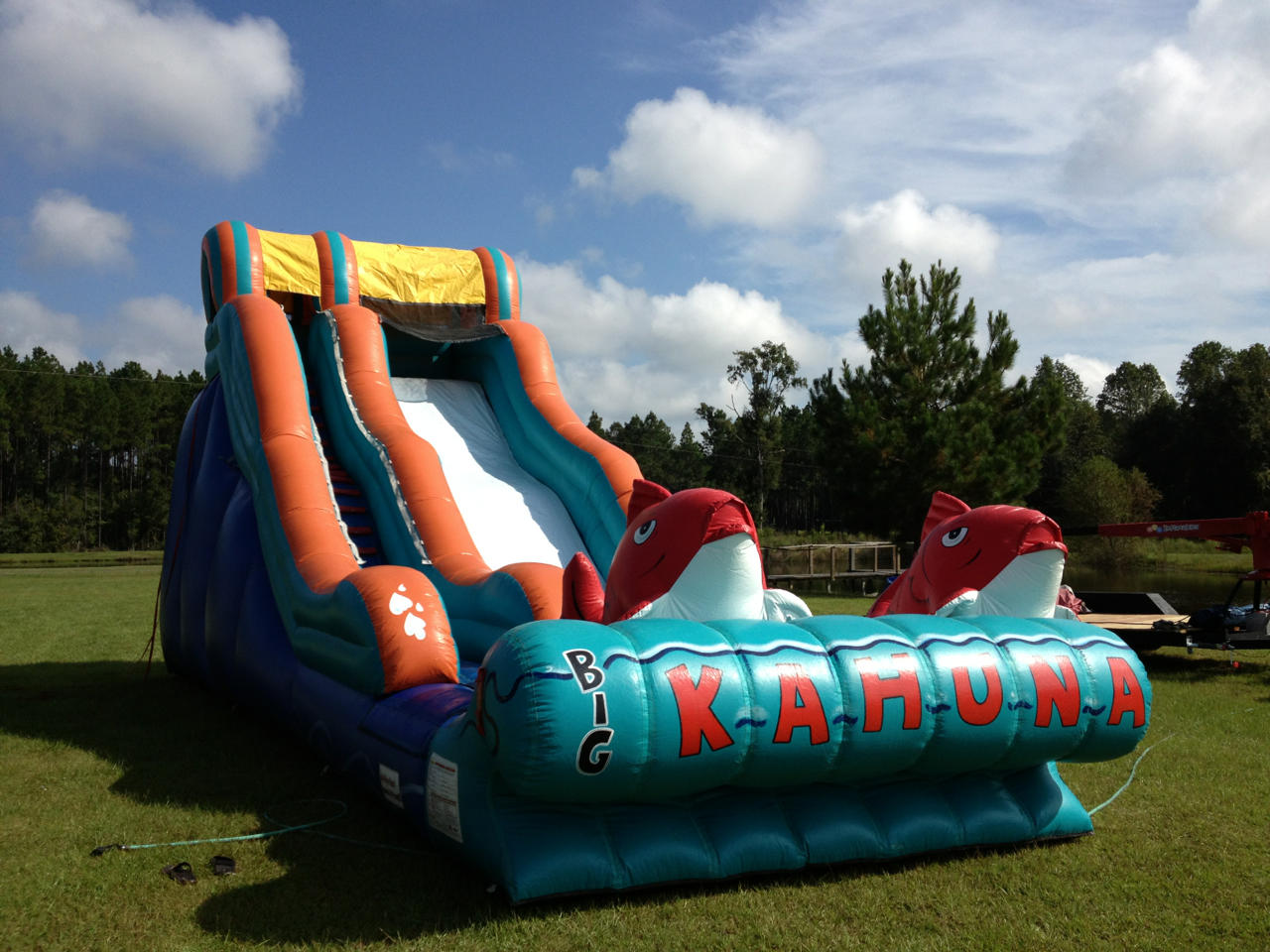 Slide Rentals in Orlando Florida