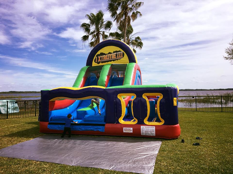Bounce House Obstacle Course Rentals Orlando