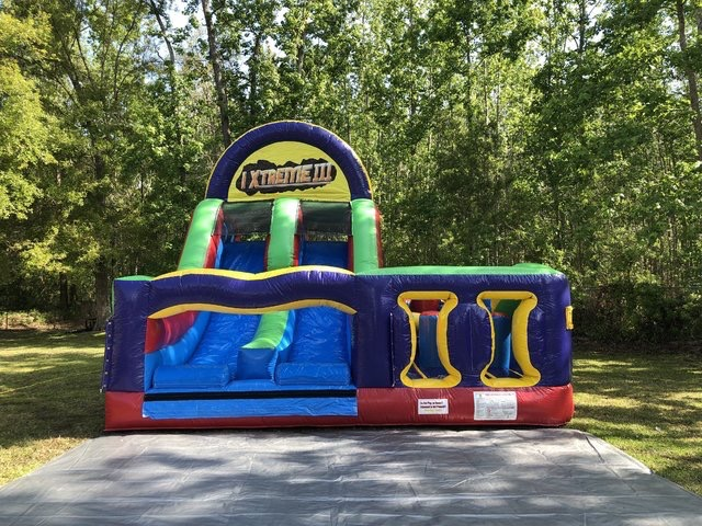 Obstacle course rentals Orlando