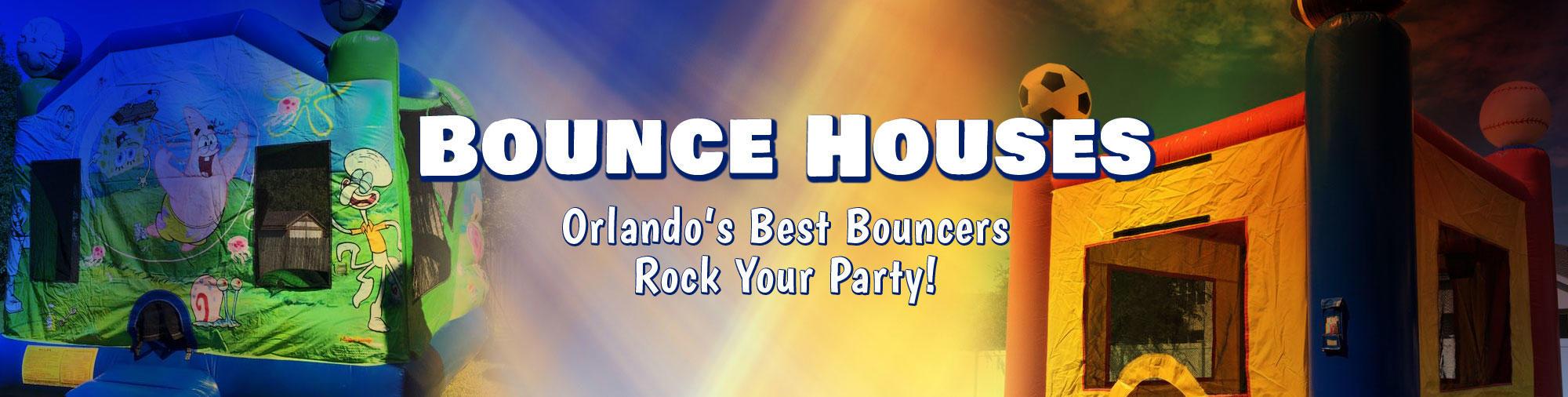 bounce house rentals orlando