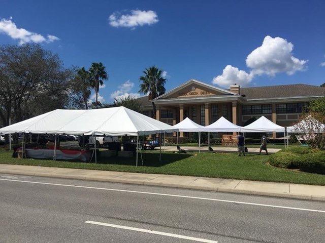 Tent Rentals Orlando