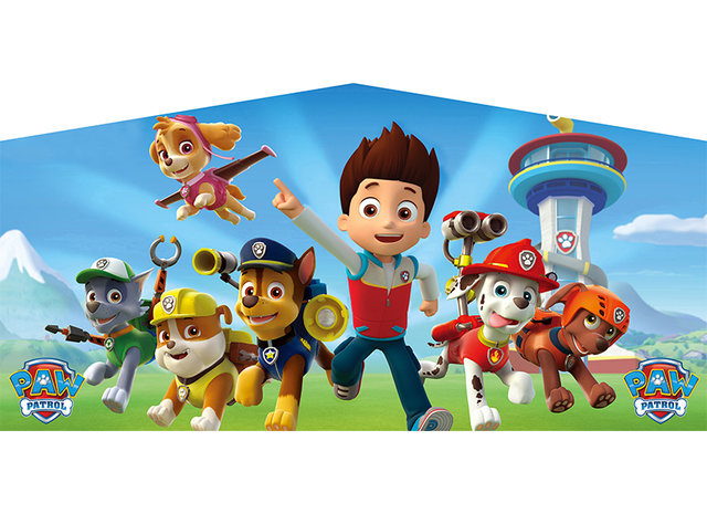 Paw Patrol Banner ADD-ON