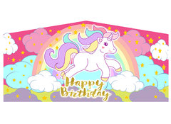 Unicorn Banner ADD-ON