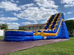 22ft Sun Burst Waterslide