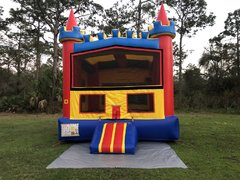 Castle Modular Bounce House