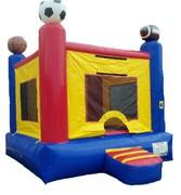 Sports Bounce House Choice