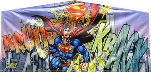 Superman Banner ADD-ON