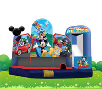 Public Event Deluxe Bounce Houses