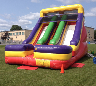 Slides and Obstacle Course Inflatables
