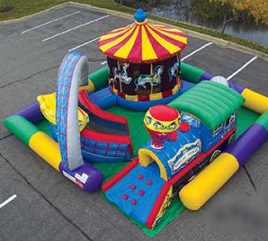Toddler Amusement Park