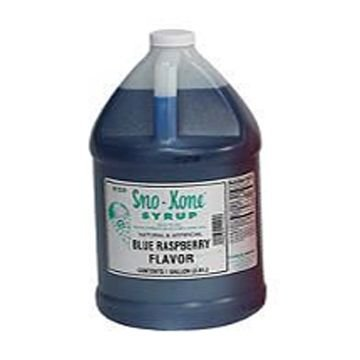 Blue Raspberry 4L Syrup
