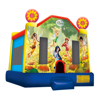 Disney Fairies Bounce House (Medium Size)