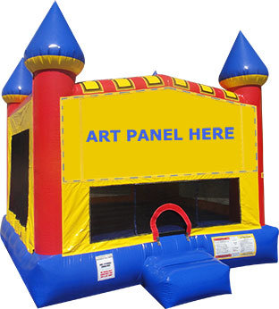 Classic Bounce House (Large)