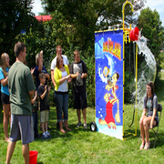 Big Water Splash. (Dunk Tank alternative)