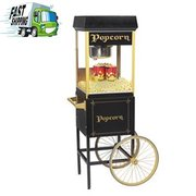 Popcorn Machine with Cart (8oz)