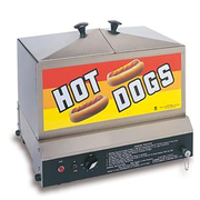 "Hot Dog Steamer ""Steamin Demon"" Rental"