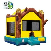 Lumberjack Bounce House Large Size